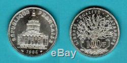 100 Francs Pantheon 1996 Rare