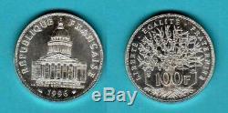 100 Francs Pantheon 1996 Very Rare