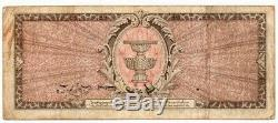 166ththailande, Ticket 20 Baht Rama VIII 1946f Vf Very Rare