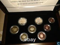 1st Be Latvia 2014 Very Rare