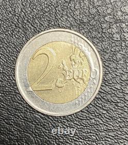 2 Euro Belgium 2019 Very Rare Belgium Commemoratives