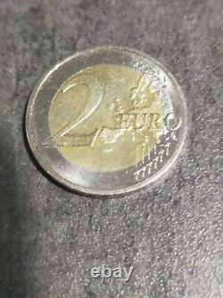 2 Euro Coin Very Rare German Commemorative