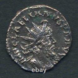 (305) Very Rare (r3) Antoninian By Laelianus (victoria Revers)