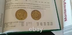 40 Read 1813 Gioacchino Napoleone, Joachim Murat, Italia Oro, Very Rare
