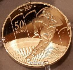 +++ 50 Euro Gold 2011 Racing Metro 92 +++ Very Rare 500 Copies Only +++