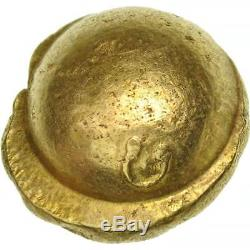 # 511399 Mint, Senons, Globular Torque Statue, Very Rare, Vf +, Gold