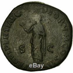 # 515902 Mint, Pertinax, Sesterce, 193, Rome, Very Rare, Apc, Bronze