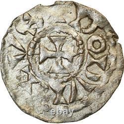 # 864045 Currency, France, Lyonnais, Rodolphe Iii, Denier, Lyon, Very Rare