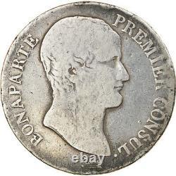#892588 Mint, France, Napoleon I, 5 Francs, Year 12, Turin, Very Rare, B