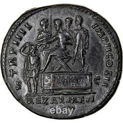 #906486 Mint, Lucius Verus, Sesterce, 163-164, Rome, Very Rare, Sup