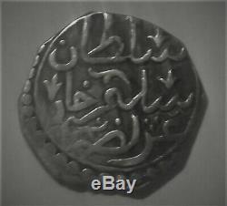 Ah 1/8 Budju Algeria 1210 (1795), Selim III Very Rare