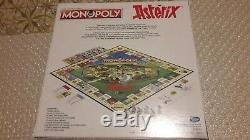 Asterix And Obelix Monopoly Collector's Edition 60 2019 Very Rare