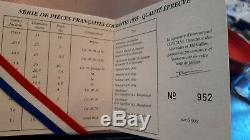 Be Money Box With Certificate Of Paris 1995 Very Nice Rare State