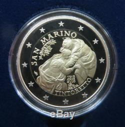 Be Pp Proof Kms San Marino 2018 Available Proof Very Rare Exhausted
