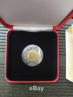 Box 2 Euro Princess Grace Kelly Monaco 2007 True Complete Tbe Rare