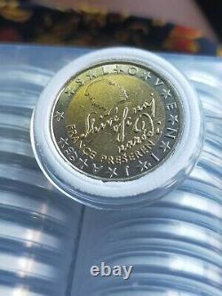 Coin Of 2 Euros Very Very Rare Slovenia