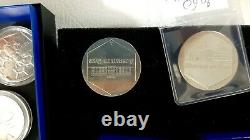 Collection Of 12 Chips From Pierre Rodier's Different Paris Mint Very Rare