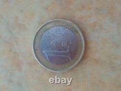 Euro 1 Coin From 2002 Portugal With 28 Striations. Very Rare