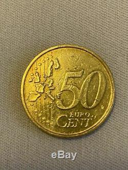 Fautée 50 Cents Dual Rare Face