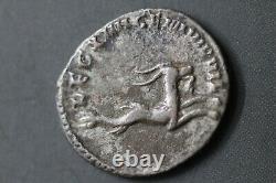 Gallien Very Rare Antoninian Bust At Gauchecapricorne XIIII Eme Legion /ld056