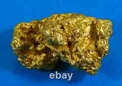 Great Natural Gold Australian Nugget 80.31 Grams 2.58 Troy Onces Very Rare C
