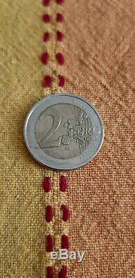 Greece 2002 Piece 2 Euros Very Rare. Struck In Finland With The Mention S