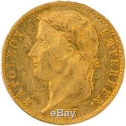 Napoleon Hundred Days 20 Gold Francs 1815 Paris Splendid Rare Ms Quality +++
