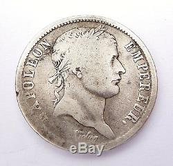 Napoleon I 2 Francs 1807 A Very Rare