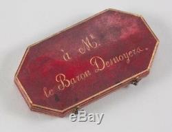 O5719 Tres Rare Monneron Oath King Constitution 1791 Dupré Desnoyers Sup ++