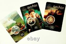 Paris Currency Harry Potter 934 Rare Example, Very Collectors Medals