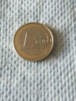 Piece 1 Euro Very Rare Spain