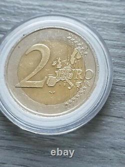 Piece Of 2 Euros Very Rare