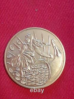 Rare Medal Currency CDM Paris The Semeuse1996
