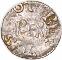 S6165 Very Rare! Robert II Denier Paris Silver Make Offer