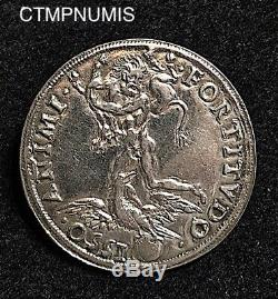 Silver Token Henry II Guillaume Bailly Superintendent Of Finance 1550 Very Rare