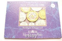 Superb Box Bu France Very Rare 1996 Complete