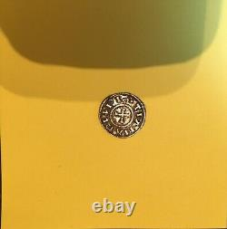 Superb Coin Louis 1st The Stakes 814-840 Very Very Rare And Beautiful Format