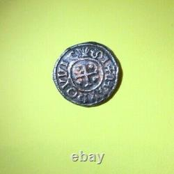 Superb Currency Louis 1st Pious 814-840 Size Very Very Rare And Beautiful