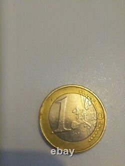 Three Rare! Greece Part Of 1 Euro -2002-avec S = Suomi In The Basetile