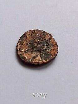 Three Rare Roman Currency Aureolus Milan Imp Postvmvs Avg Virtvs. Eqvit