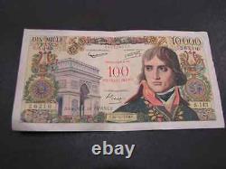 Tres Rare 10000 F Bonaparte Overload 100 Nf In Ttb/sup