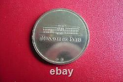 Tres Rare / M D P Medaille La Semeuse 1996 De La Monnaie De Paris