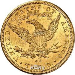 USA October 1891 Dollars CC Carson City Splendid Spl / Ms ++ Very Rare Condition Very Rare