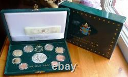Vatican Be Box 2005 Very Rare