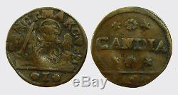 Venice Candia 9-8-1653 -ae / Penny Ap Very Rare