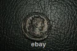 Very Rare And Quality Antoninian Vaballath