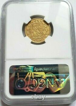 Very Rare And Superb 20-franc Gold Coin 1827w Charles X Ngc Au55