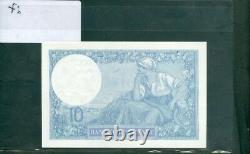 Very Rare Billet Of 10f Minerve Of 3/1/1918 In Neuf