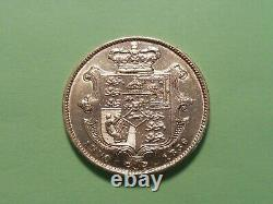 Very Rare Former Sovereign Gold William IV 1836 8 Gr. To Collect
