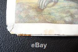 Very Rare Liasse Bdf Ticket 1000 Francs Demeter 25/06/1943! Quality Rare